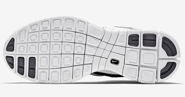 Nike Free Flyknit Mercurial Platinum Grey Obsidian (8)