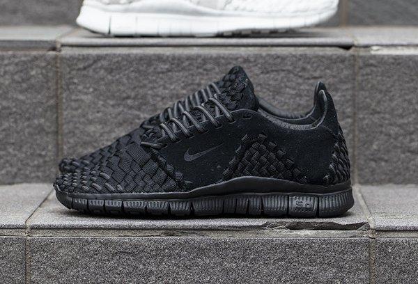 Nike Free Inneva Woven 2 SP 'Black' (2)