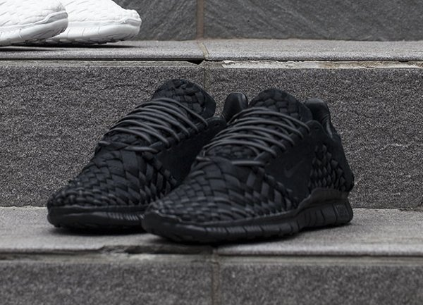 Nike Free Inneva Woven 2 SP 'Black' (3)