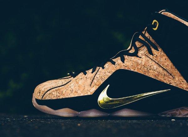Nike Lebron 12 EXT liège (2)