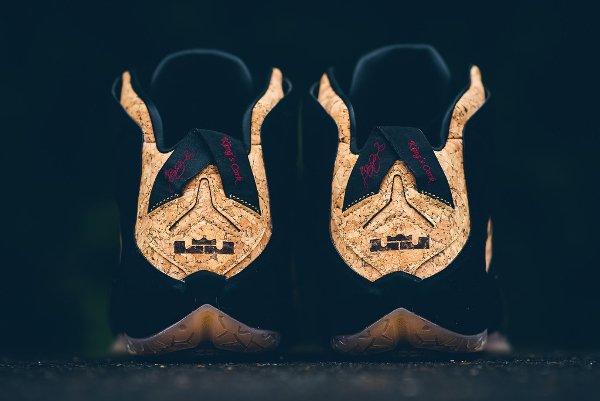 Nike Lebron 12 EXT liège (4)