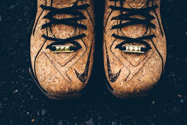 Nike Lebron 12 EXT liège (5)