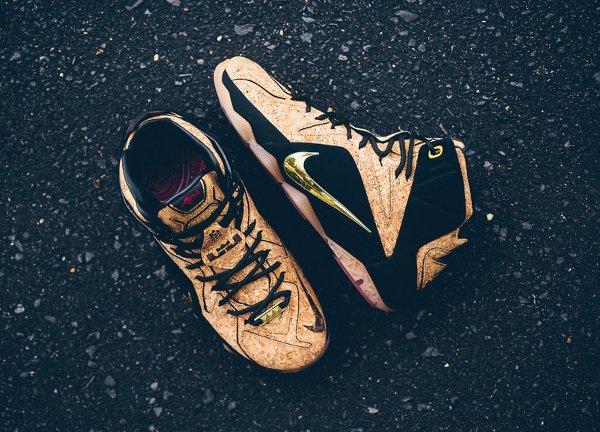 Nike Lebron 12 EXT liège (9)