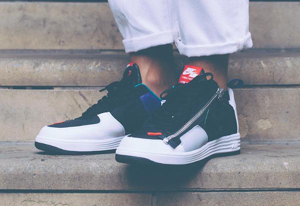 Acronym Nike 1 Sp X Lunar Actus 'zip'Sneakers Force rdWoBeCx