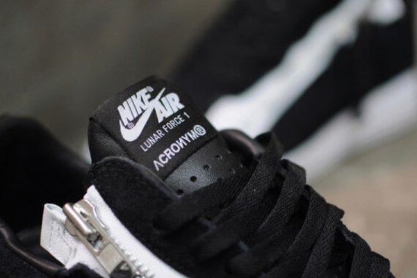 Nike Lunar Air Force x Acronym noire (4)