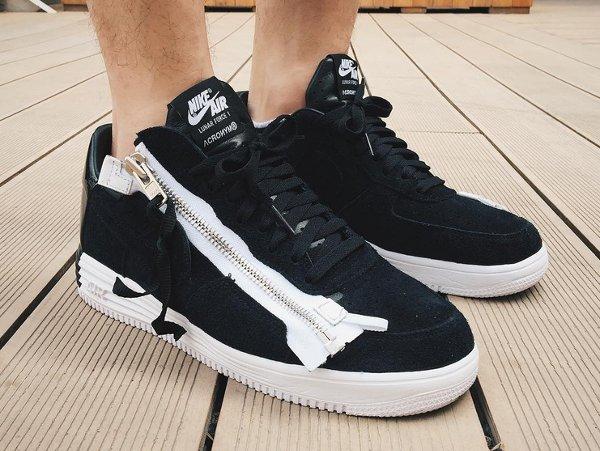 Nike Lunar Force 1 x Acronym - Biandc