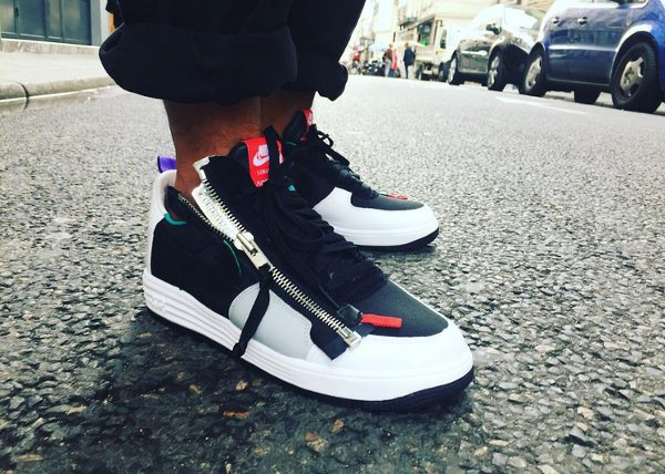 Nike Lunar Force 1 x Acronym - Dudeknows