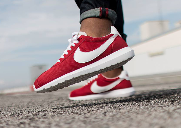 Nike ROSHE LD-1000 Rouge / Noir DRGK87m