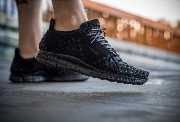 NikeLab Free Inneva II Black Black (1)