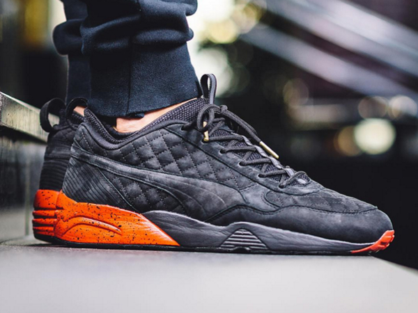 Puma RF698 Tale Of Two Cities aux pieds