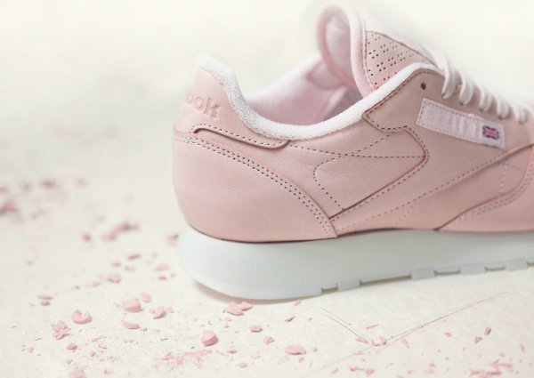 reebok pastels part 2 classic leather workout sneakers actus. Black Bedroom Furniture Sets. Home Design Ideas