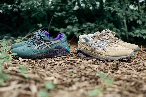Size? x Asics Tiger Gel Kayano 'Outdoor'