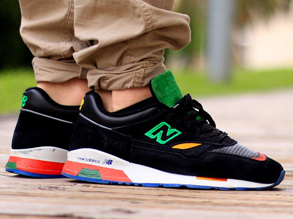 5-New Balance 1500 x 24 Kilates Miro - Morgan24k