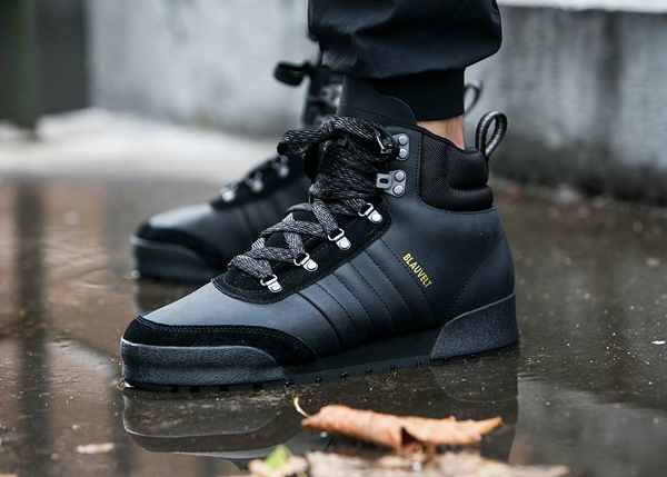 Adidas Jake Blauvelt Boot 2.0 Core Black (1)