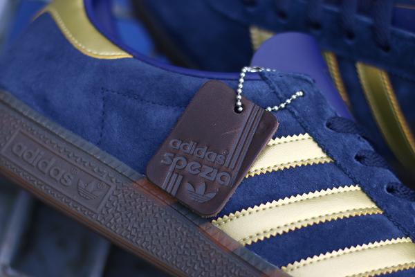 Adidas Spezial München 1982 bleue dorée (6)