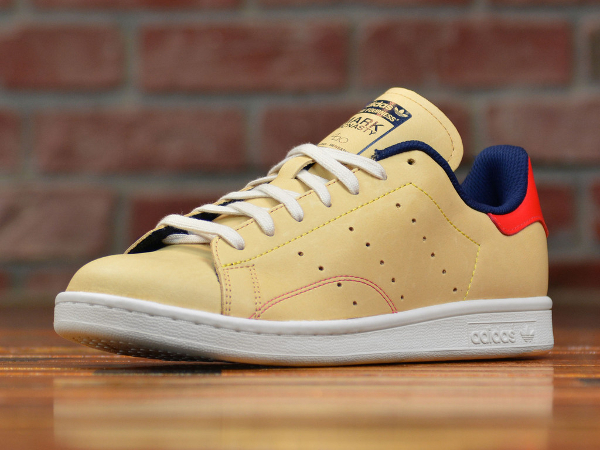 Adidas Stan Smith Vachetta Tan (2)