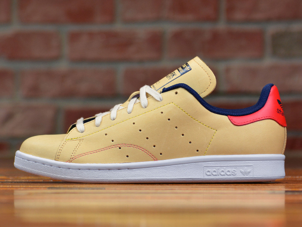 Adidas Stan Smith Vachetta Tan (3)