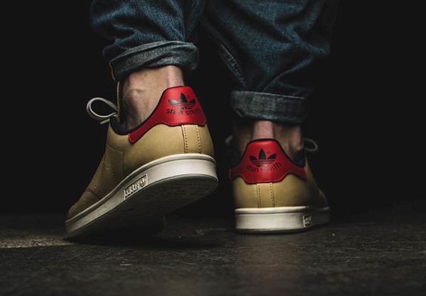 Adidas Stan Smith Vachetta Tan (6)