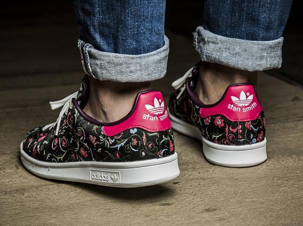 Adidas Stan Smith W Jacquard Merlot : où l'acheter ?