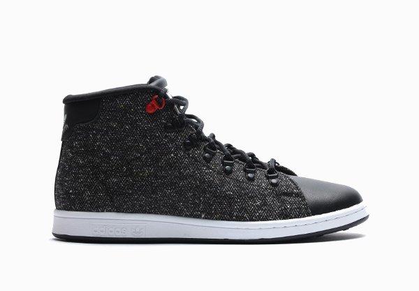 Adidas Stan Smith Winter 'Core Black'