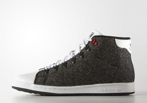 Adidas Stan Smith Mid Winter 'Jungle Ink'