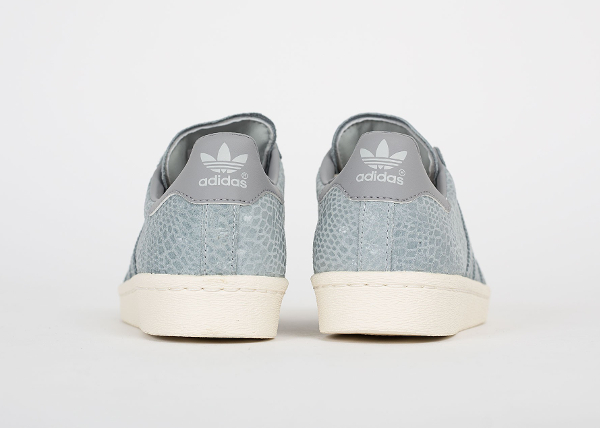 Adidas Superstar 80's W Clear Grey Light Onix (4)