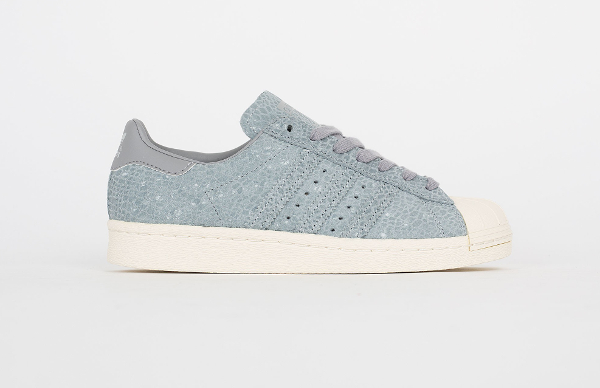 Adidas Superstar 80's W Clear Grey Light Onix (6)