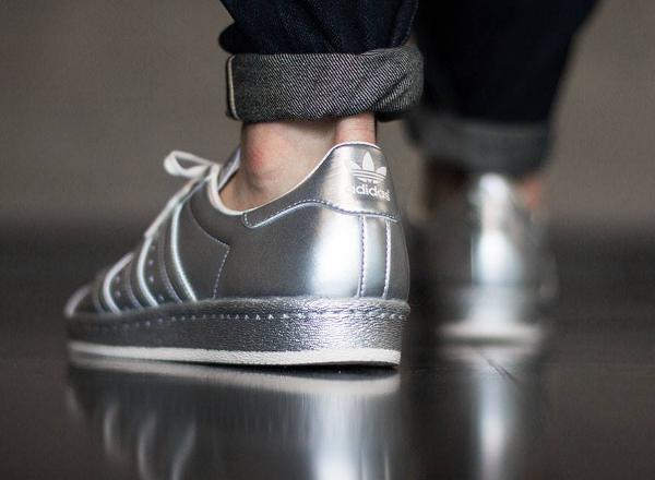 Adidas Superstar 80's Silver Metallic : où l'acheter ?