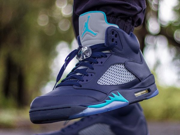 Air Jordan 5 Pre Grape - illmatters