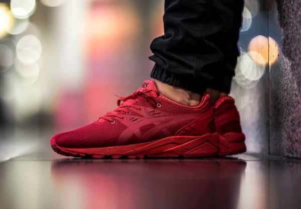 Asics Gel Kayano Evo Tech Pack Red (1)