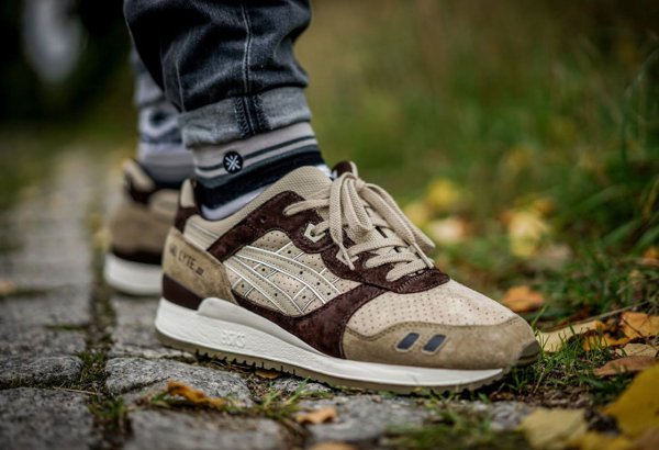 Asics Gel Lyte 3 Scratch and Sniff