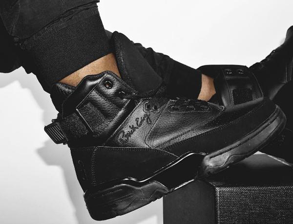 6c3119db5925 Ewing 33 Hi Blackout (Noir) : où l'acheter ? | Sneakers-actus