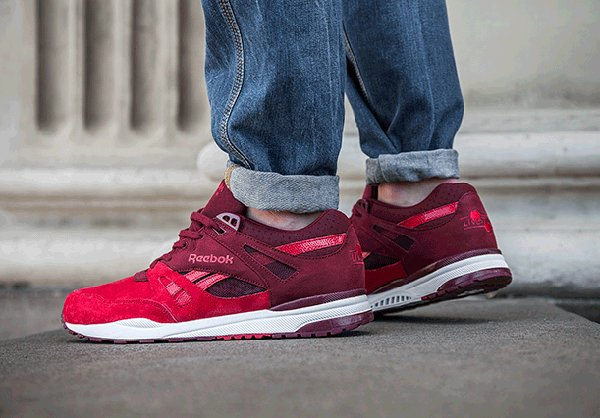 Livestock x Reebok Ventilator 'Maple Leaf'