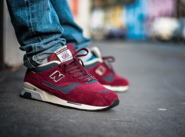 New Balance 1500 Real Ale Cumbrian Red (2)