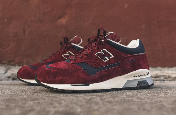 New Balance 1500 Real Ale 'Cumbrian Red'
