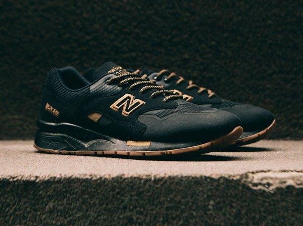 New Balance CM1600AG noire & dorée (3)