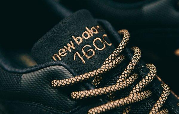 New Balance CM1600AG noire & dorée (5)