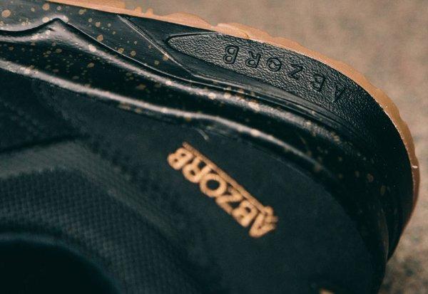 New Balance CM1600AG noire & dorée (6)
