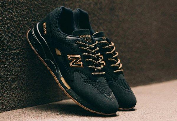 New Balance CM1600AG noire & dorée (9)