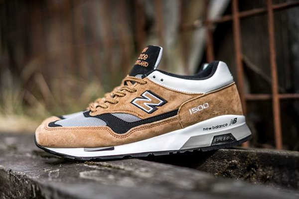 New Balance 1500 ST Tan (Made in England)