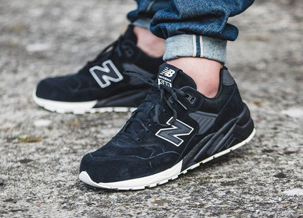 New Balance MRT 580 Tonal Pack Black