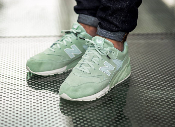 New Balance MRT 580 Tonal Pack Mint