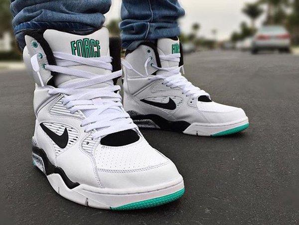 Nike Air Command Force OG Hyper Jade - @jcjthree