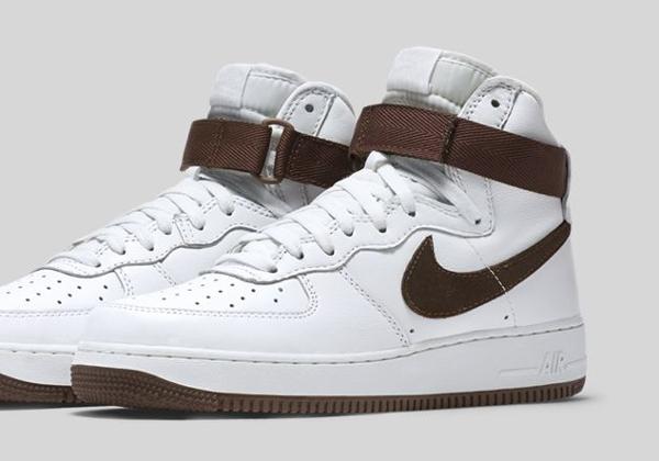 Nike Air Force 1 High Retro Chocolate
