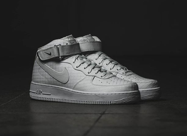 nike air force 1 quilted