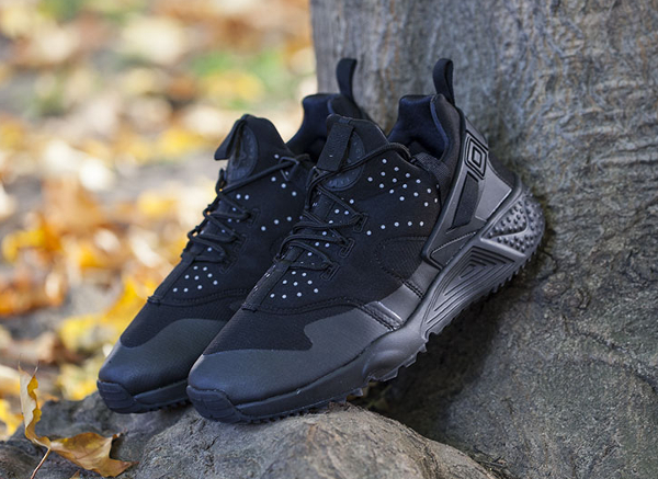 Nike Air Huarache Utility 'Black'