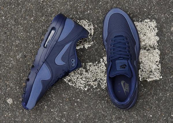 Nike Air Max 1 Ultra Moire bleu foncé (8)