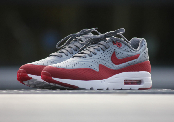 acheter populaire 9129b 60679 coupon nike air max 1 moire rouge 99def 4c3fc