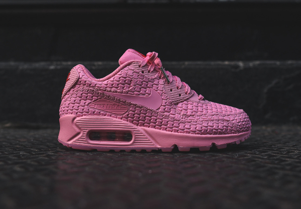 Nike Air Max 90 DMB QS rose City Must Win Cake  (2)