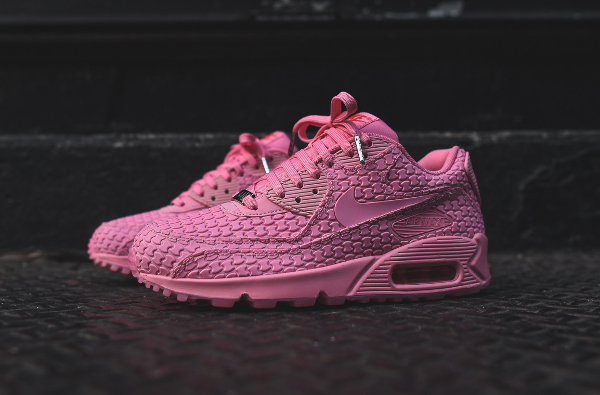 Nike Air Max 90 DMB QS rose City Must Win Cake  (4)